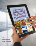 Concepts in Enterprise Resource Planning 4th 2012 Revised  9781111820398 Front Cover