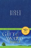 NIV Gift and Award Bible 1st 2011 9780310434399 Front Cover