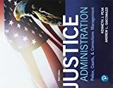 Justice Administration Police, Courts, and Corrections Management