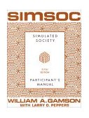 SIMSOC Simulated Society 5th 2000 Student Manual, Study Guide, etc. 9780684871400 Front Cover
