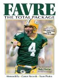 Favre The Total Package 2008 9780896898400 Front Cover