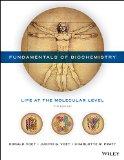 Fundamentals of Biochemistry: