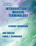 Introduction to Medical Terminology 1st 2003 9781401811402 Front Cover