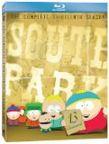 Case art for South Park: Season 13 [Blu-ray]