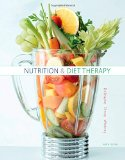 Nutrition and Diet Therapy:  9781305110403 Front Cover