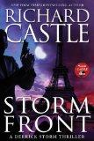 Storm Front A Derrick Storm Thriller 2014 9781484716403 Front Cover