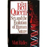 Red Queen Sex and the Evolution of Human Nature 1994 9780026033404 Front Cover
