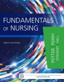 Fundamentals of Nursing 9th 2016 9780323327404 Front Cover