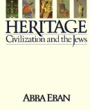 Heritage Civilization and the Jews 2011 9781451662405 Front Cover
