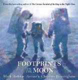 Footprints on the Moon 2009 9780763644406 Front Cover