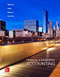 Financial & Managerial Accounting:  9781259692406 Front Cover
