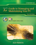 Managing and Maintaining Your PC 7th 2009 Lab Manual 9781435487406 Front Cover