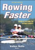 Rowing Faster 2nd 2011 9780736090407 Front Cover