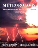 Meteorology The Atmosphere and the Science of Weather 4th 1994 9780023833410 Front Cover