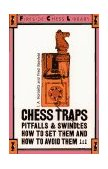 Chess Traps Pitfalls and Swindles 1971 9780671210410 Front Cover