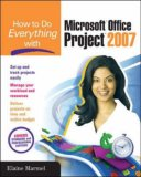 Microsoft Office Project 2007 2007 9780072263411 Front Cover