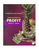 Foodservice Procurement Purchasing for Profit 1998 9780024142412 Front Cover