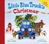 Little Blue Truck's Christmas 2014 9780544320413 Front Cover