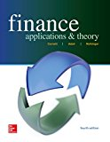 Finance: Applications and Theory 9781259691416 Front Cover