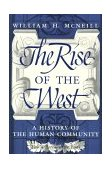 Rise of the West A History of the Human Community cover art