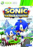 Case art for Sonic Generations - Xbox 360