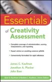 Essentials of Creativity Assessment 2008 9780470137420 Front Cover