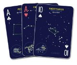 Night Sky Playing Cards Playing with the Constellations 2010 9781591932420 Front Cover