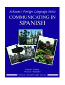 Communicating in Spanish (Novice Level) 1st 1991 9780070566422 Front Cover