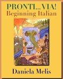 Pronti... Via! Beginning Italian 2006 9780300108422 Front Cover