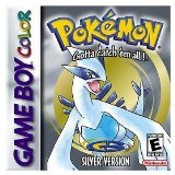 Case art for Pokemon, Silver Version