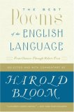Best Poems of the English Language From Chaucer Through Robert Frost 2007 9780060540425 Front Cover