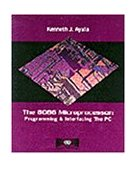 8086 Microprocessor Programming and Interfacing the PC 1995 9780314012425 Front Cover
