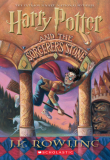 Harry Potter and the Sorcerer's Stone 1999 9780590353427 Front Cover