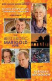 Best Exotic Marigold Hotel A Novel 1st 2012 9780812982428 Front Cover