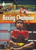 Making a Thai Boxing Champion 2008 9781424044429 Front Cover