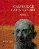 Cambridge Latin Course. Per le Scuole Superiori. Con Espansione Online 4th 1998 Student Manual, Study Guide, etc. 9780521635431 Front Cover