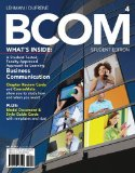BCOM 4th 2012 9781133372431 Front Cover