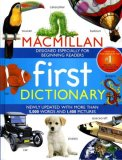 Macmillan First Dictionary 2008 9781416950431 Front Cover