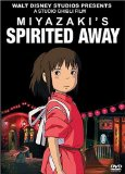 Case art for Spirited Away