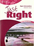 Just Right 2nd 2011 9781111830434 Front Cover