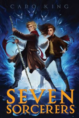 Seven Sorcerers 2012 9781442420434 Front Cover