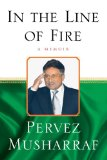 In the Line of Fire A Memoir 2008 9781439150436 Front Cover
