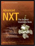 Advanced NXT The Da Vinci Inventions Book 2007 9781590598436 Front Cover