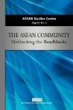 ASEAN Community Unblocking the Roadblocks 2008 9789812308436 Front Cover