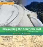 Discovering the American Past: Since 1865; a Look at the Evidence