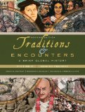 Traditions and Encounters A Brief Global History 2nd 2009 9780077286439 Front Cover