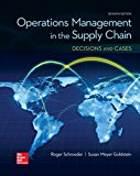 Operations Management in the Supply Chain Decisions and Cases 7th 2017 9780077835439 Front Cover