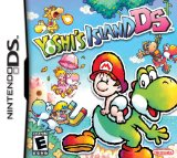 Case art for Yoshi's Island DS
