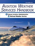 Aviation Weather Services Handbook 2010 9781602399440 Front Cover