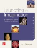 Launching the Imagination 3d:  cover art